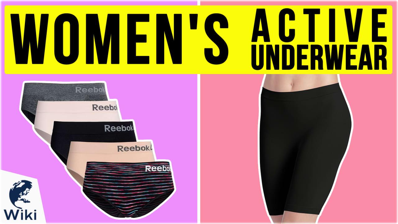 10 Best Women's Active Underwear