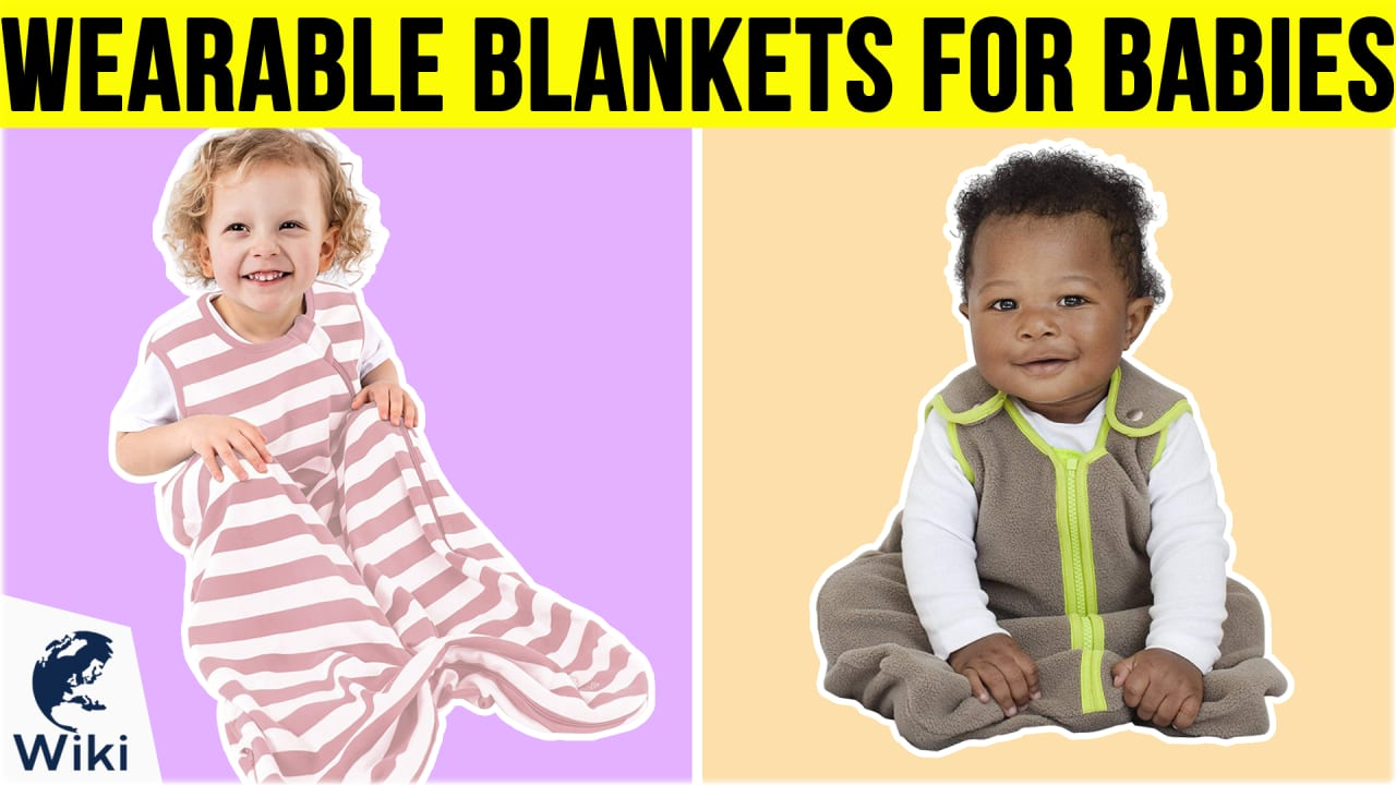 10 Best Wearable Blankets For Babies