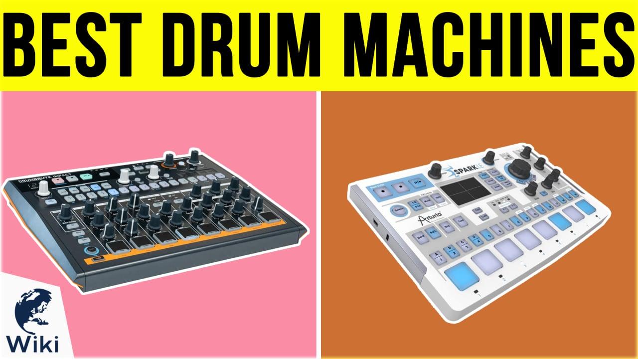10 Best Drum Machines