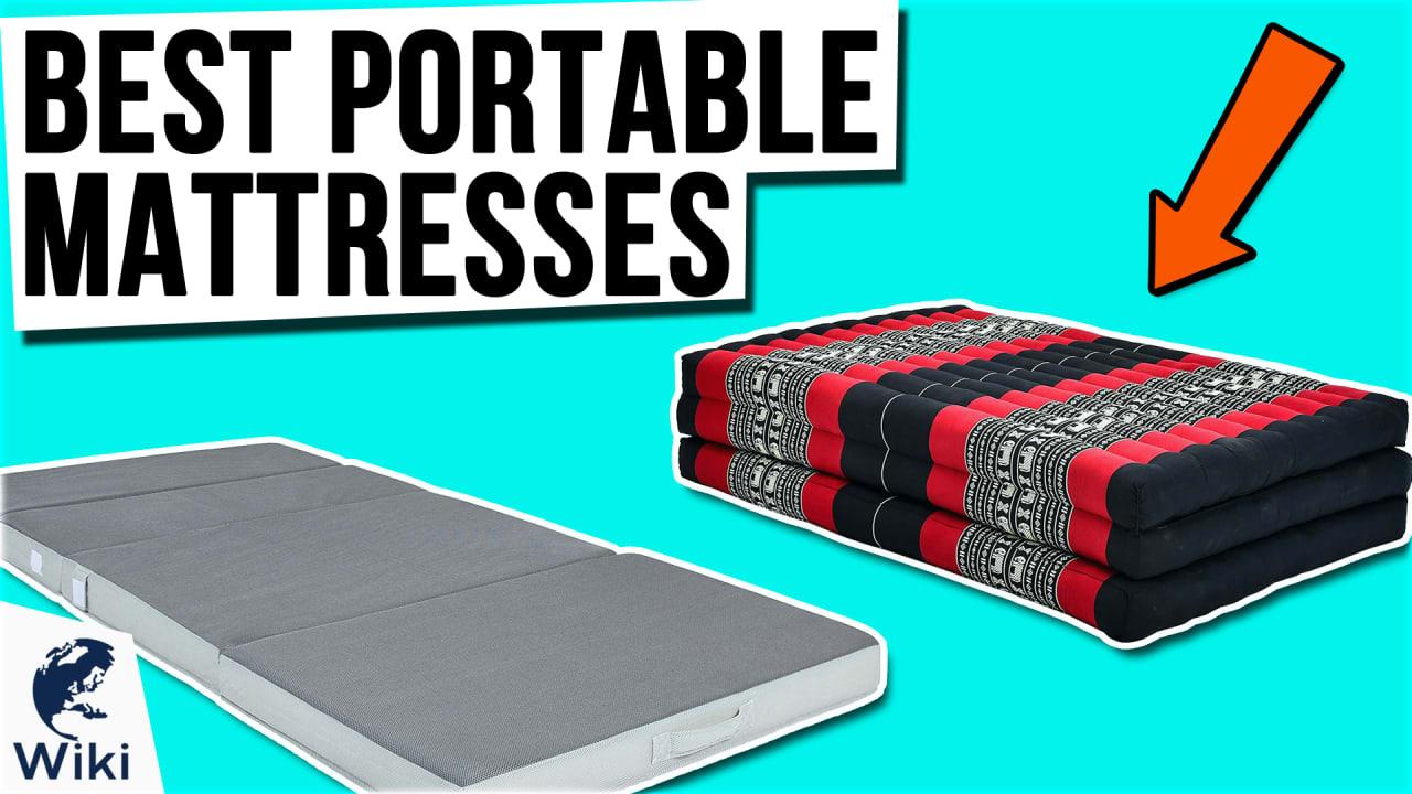 10 Best Portable Mattresses