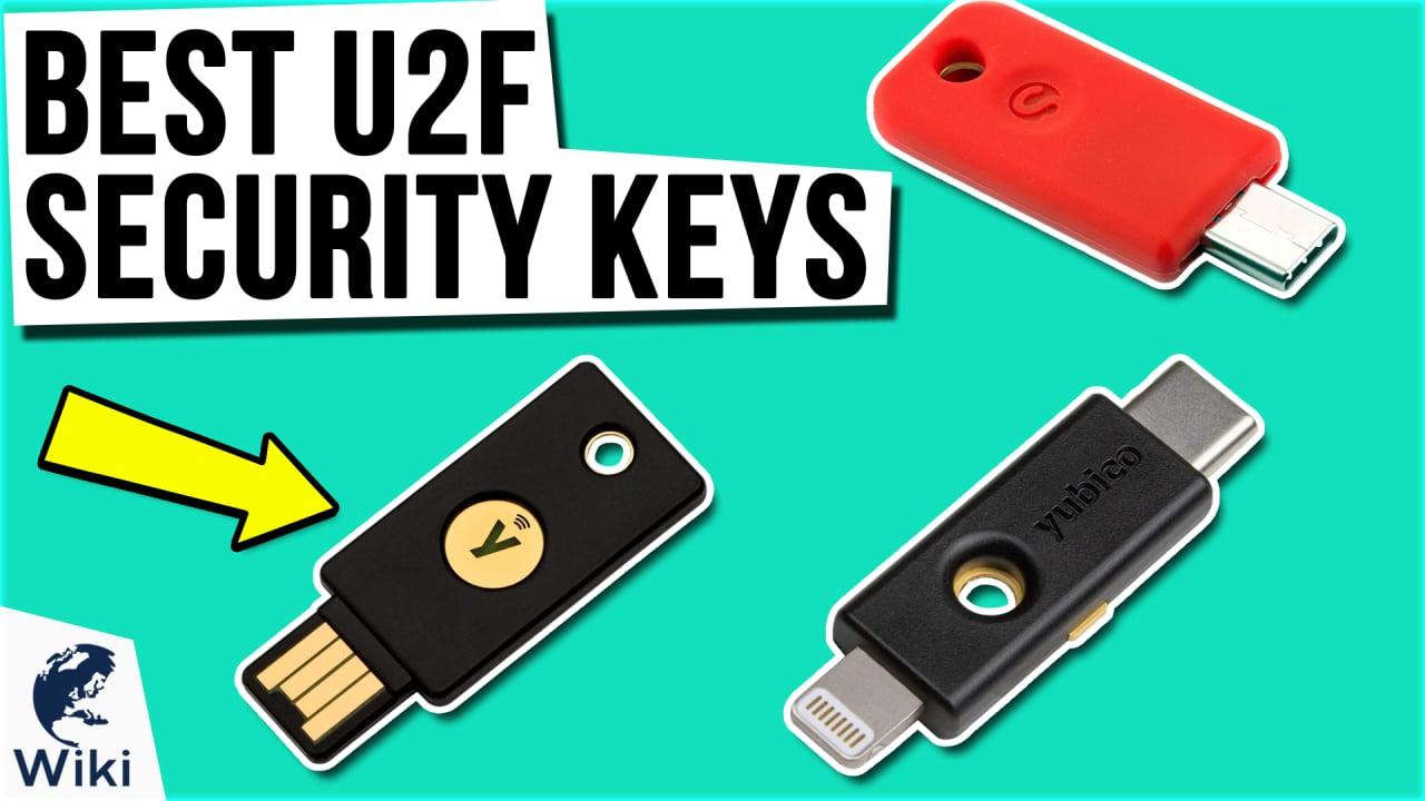 10 Best U2F Security Keys