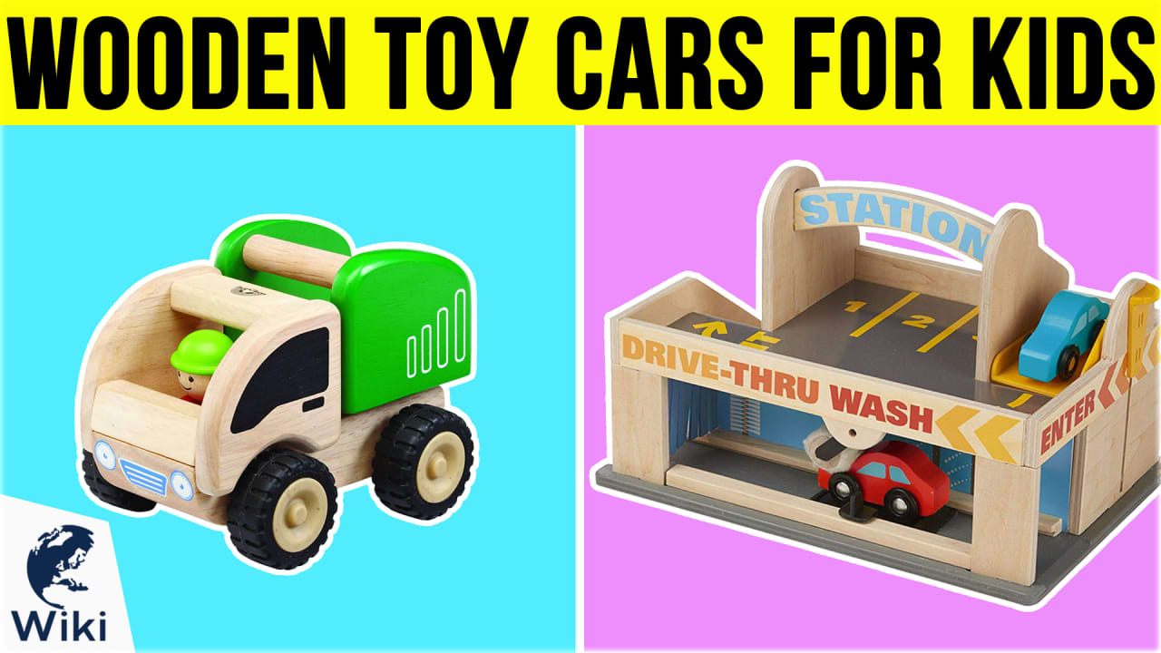 10 Best Wooden Toy Cars For Kids