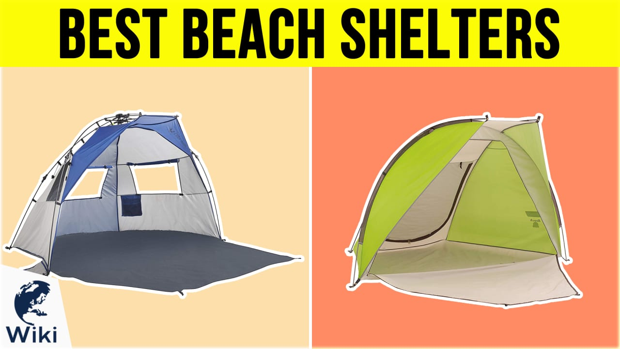 10 Best Beach Shelters