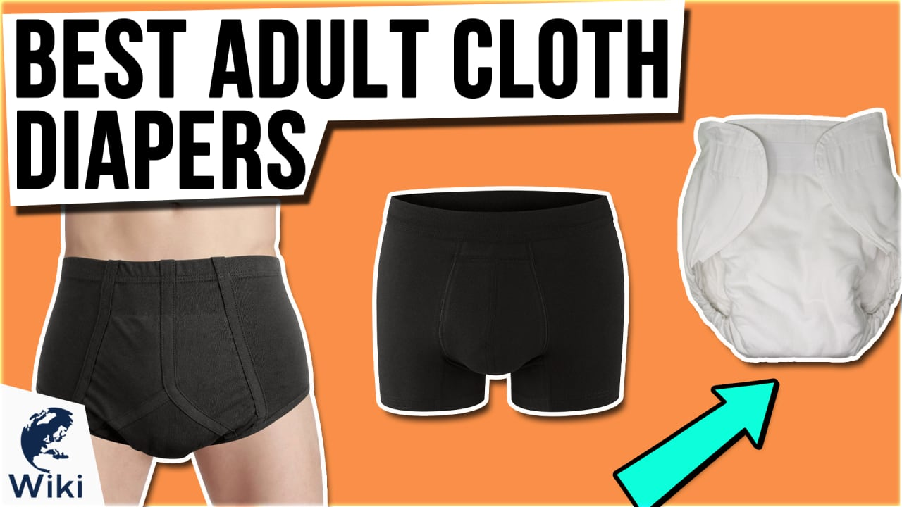 7 Best Adult Cloth Diapers
