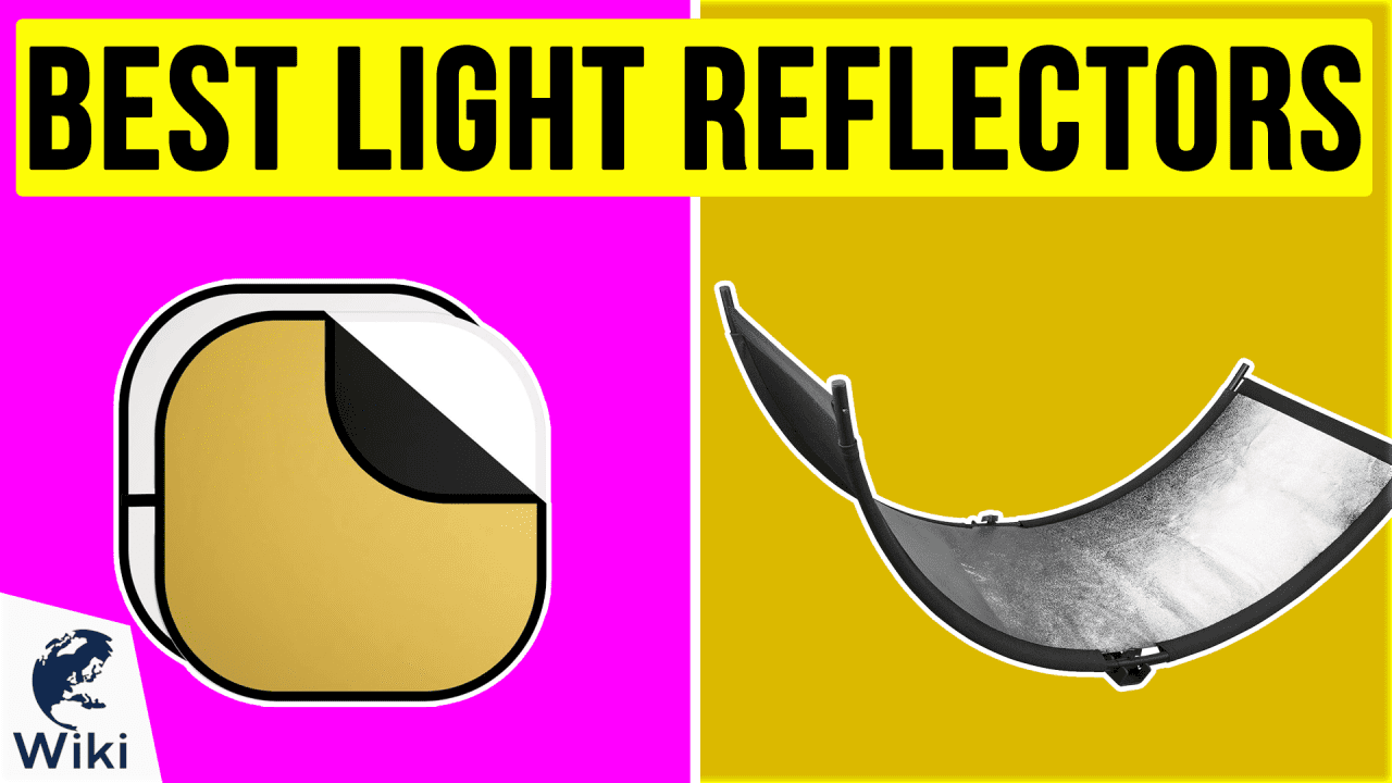 9 Best Light Reflectors