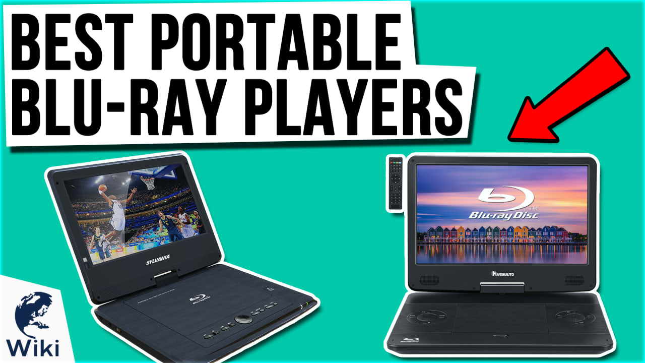 5 Best Portable Blu-ray Players