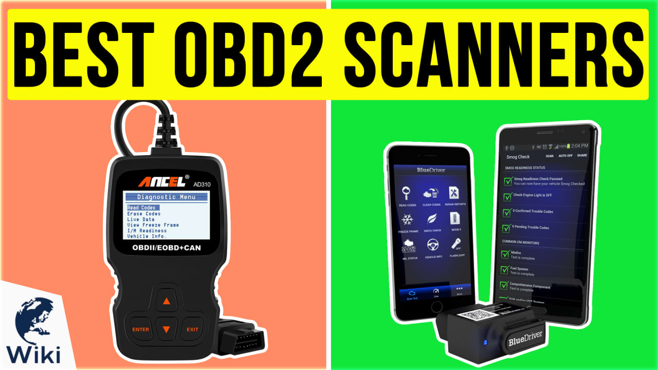 10 Best OBD2 Scanners