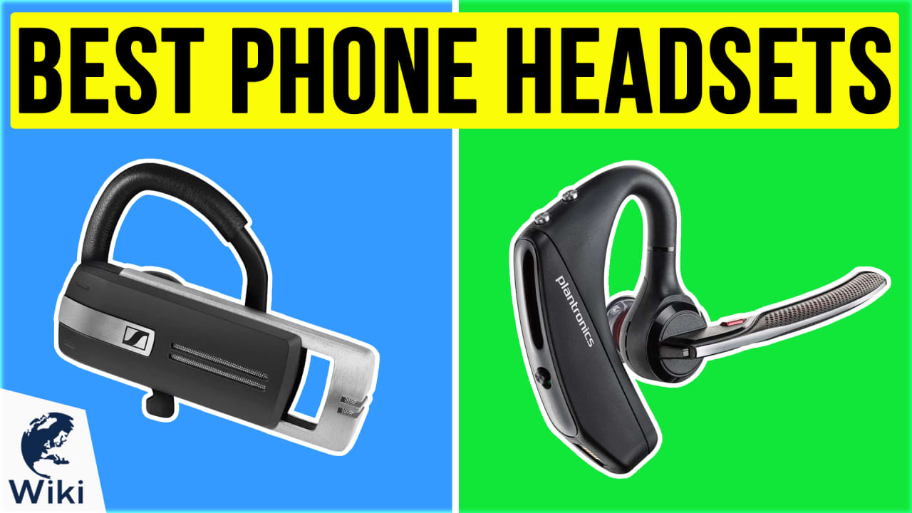 10 Best Phone Headsets