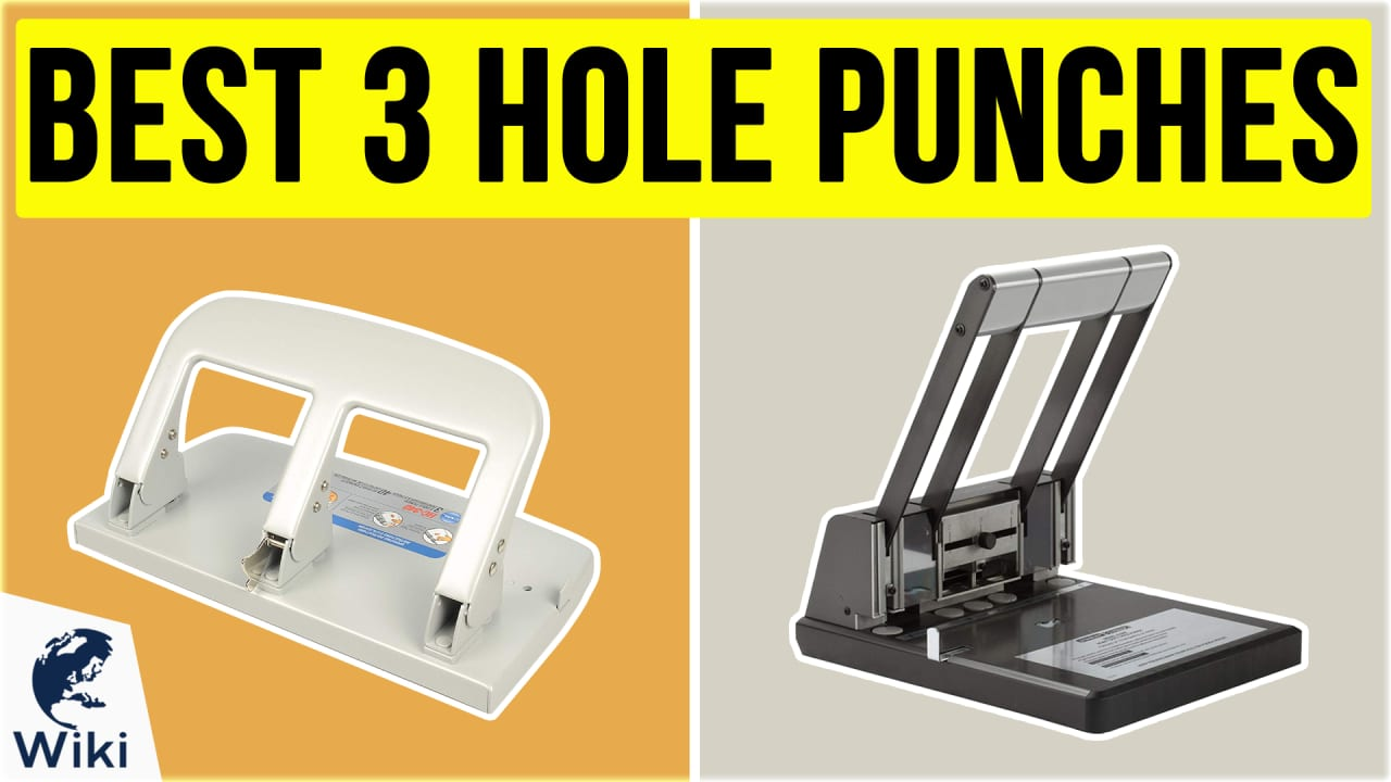10 Best 3 Hole Punches