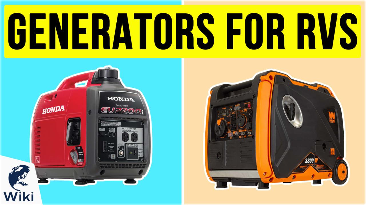 10 Best Generators For RVs