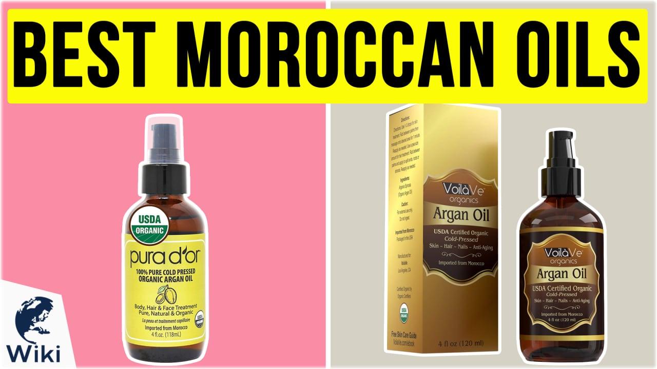 10 Best Moroccan Oils