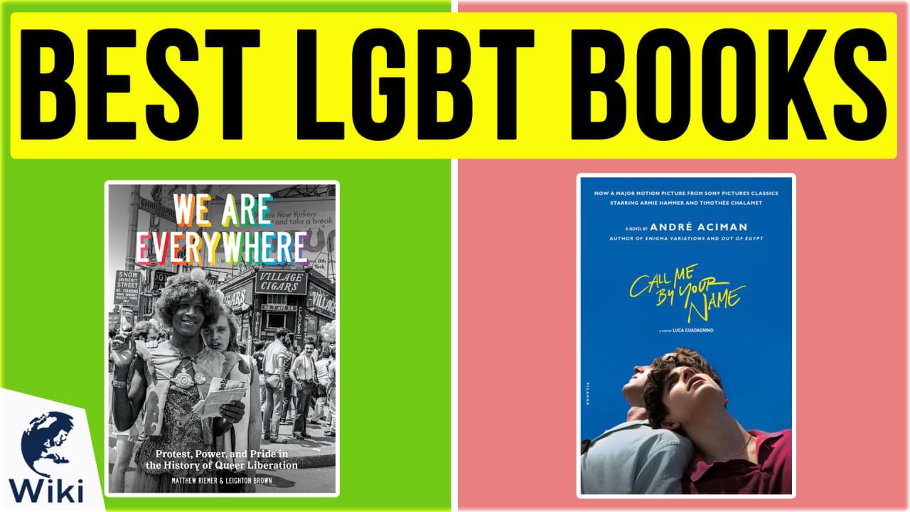 10 Best LGBT Books