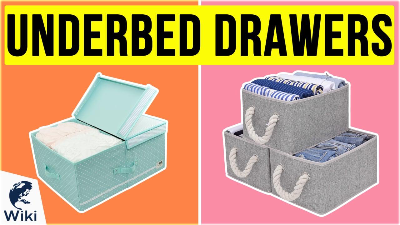 10 Best Underbed Drawers