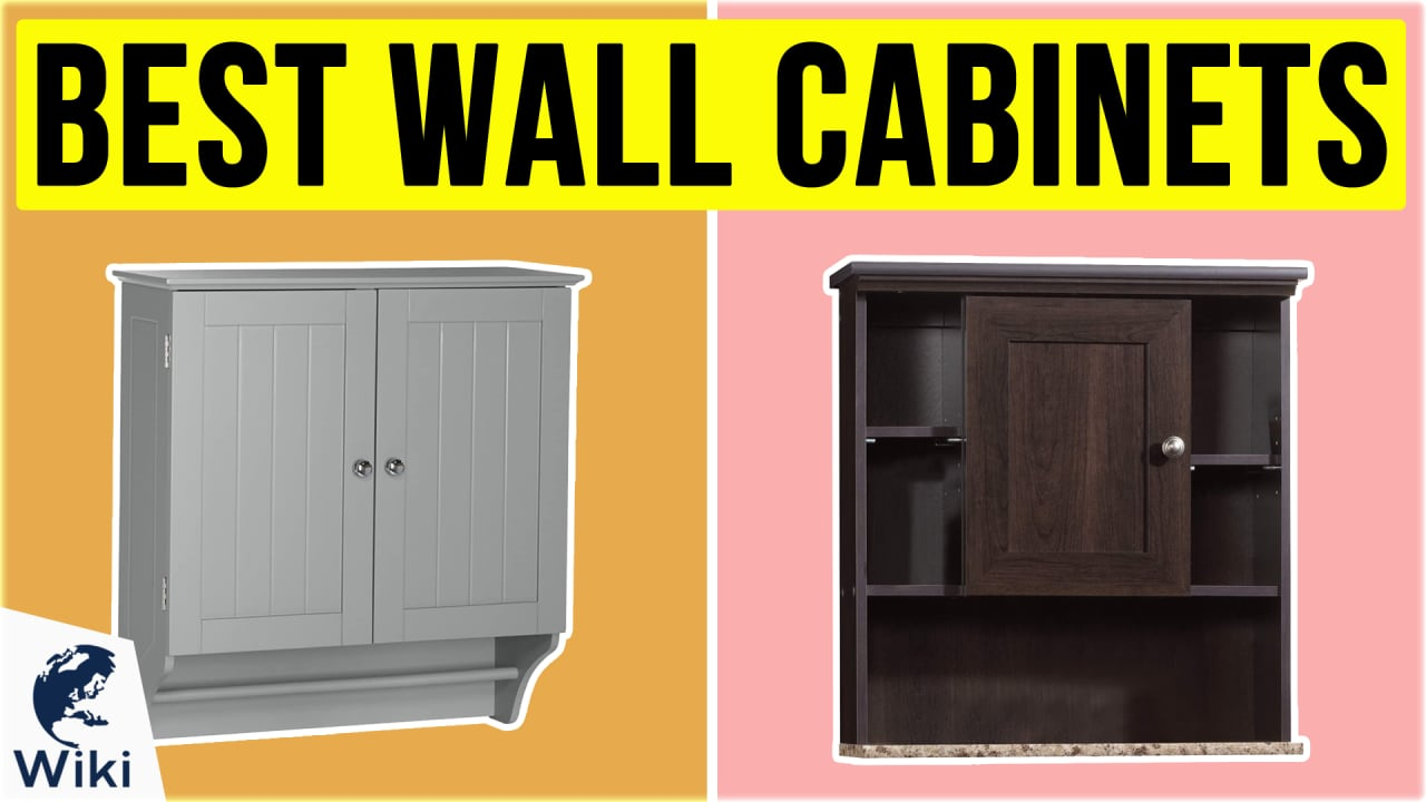 10 Best Wall Cabinets