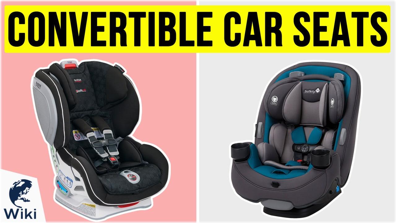 10 Best Convertible Car Seats