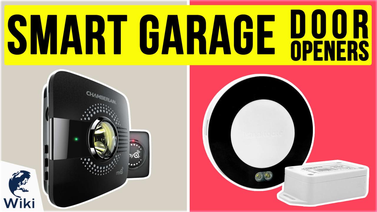 10 Best Smart Garage Door Openers