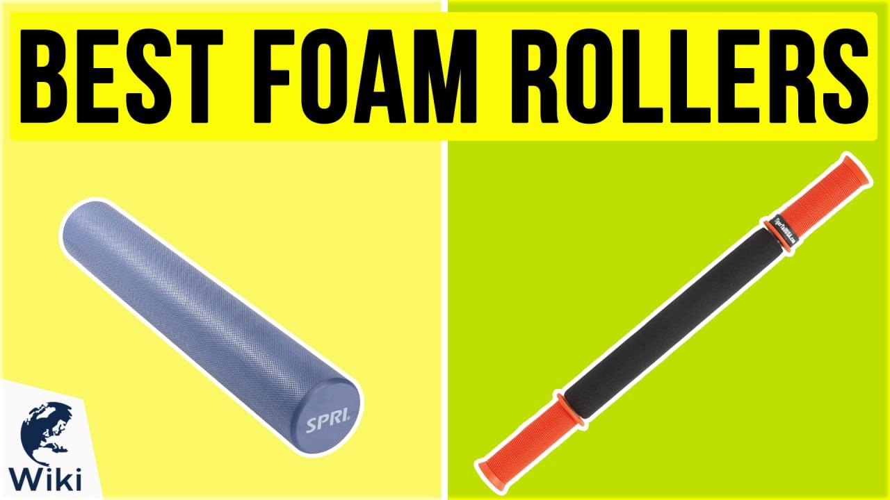 10 Best Foam Rollers
