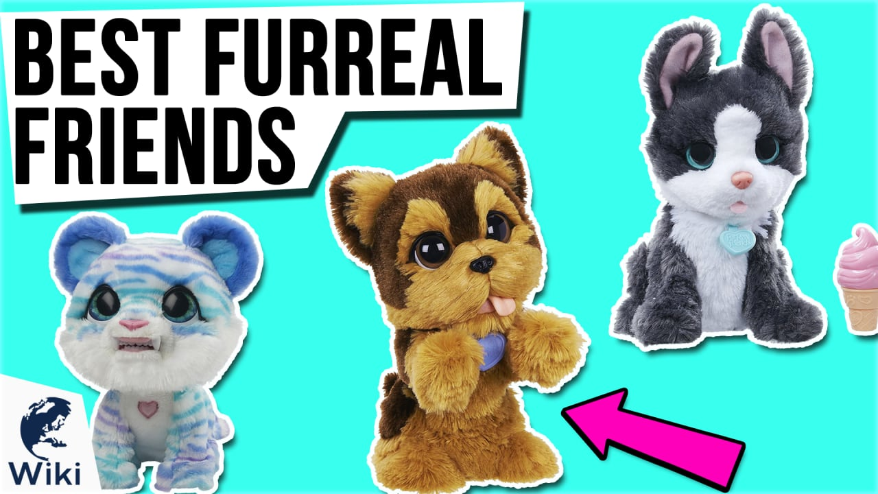 10 Best FurReal Friends