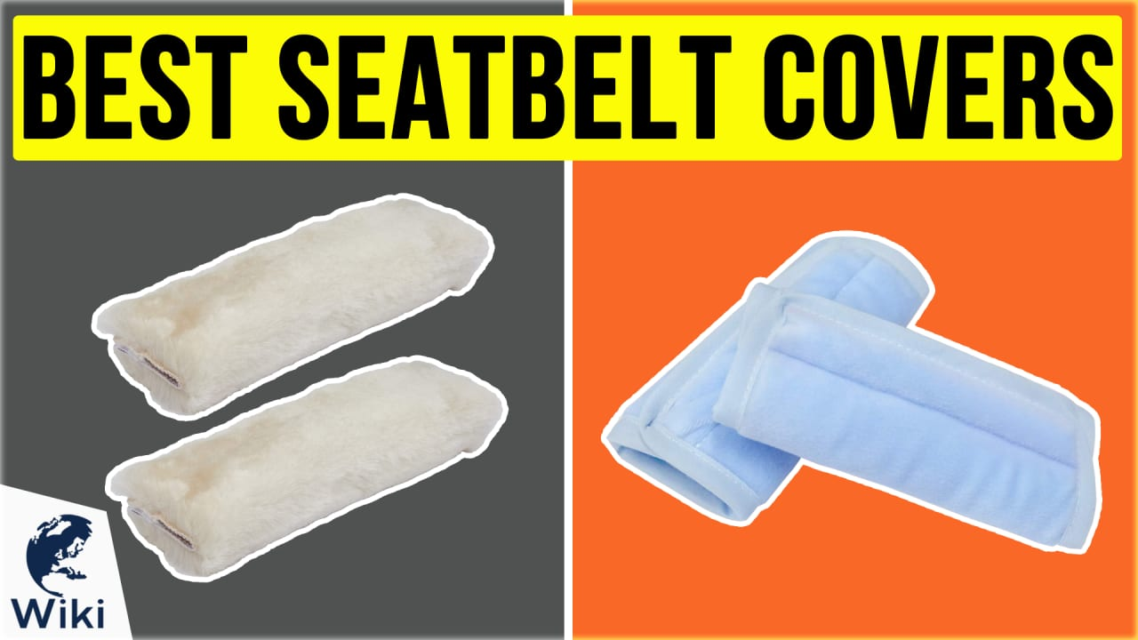 10 Best Seatbelt Covers