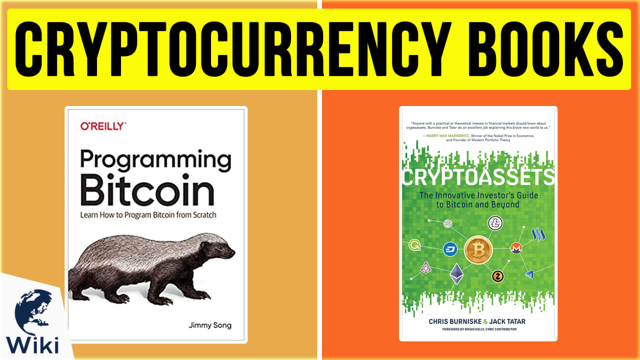 10 Best Cryptocurrency Books