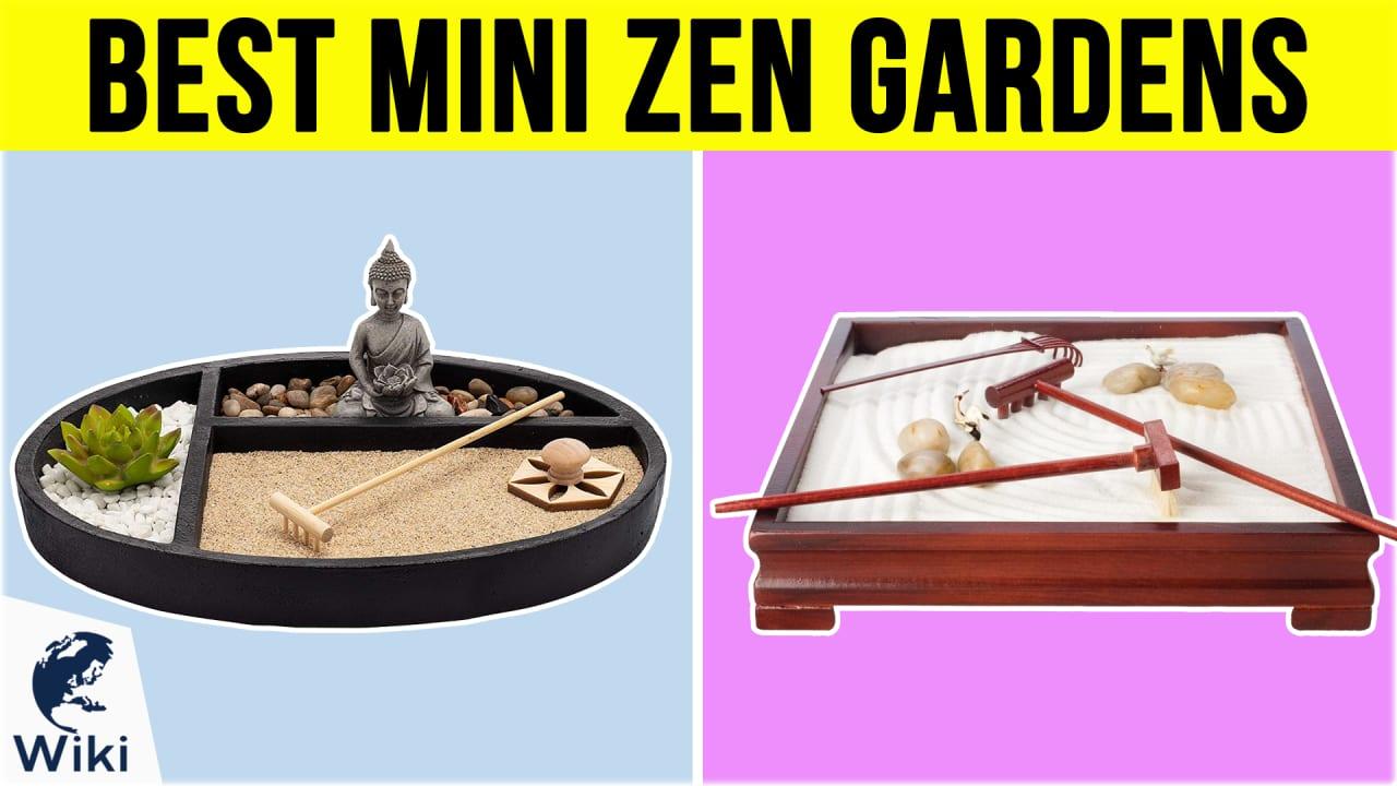 10 Best Mini Zen Gardens