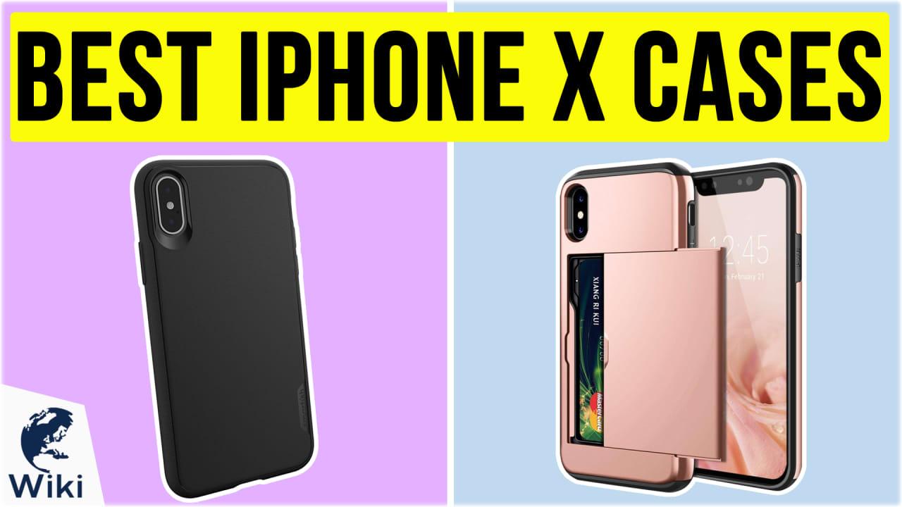10 Best iPhone X Cases