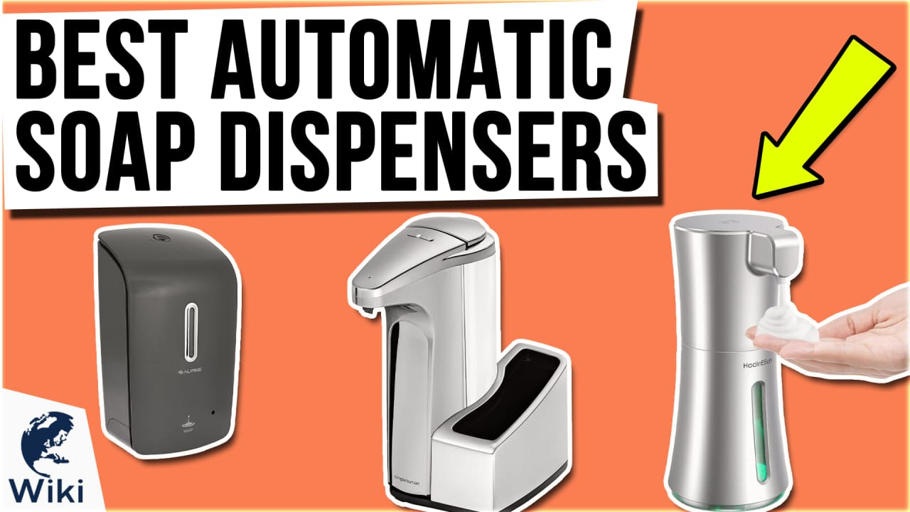 10 Best Automatic Soap Dispensers