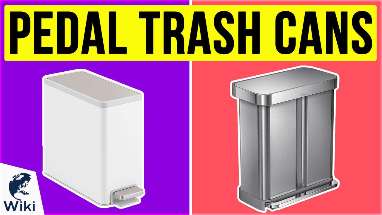 10 Best Pedal Trash Cans