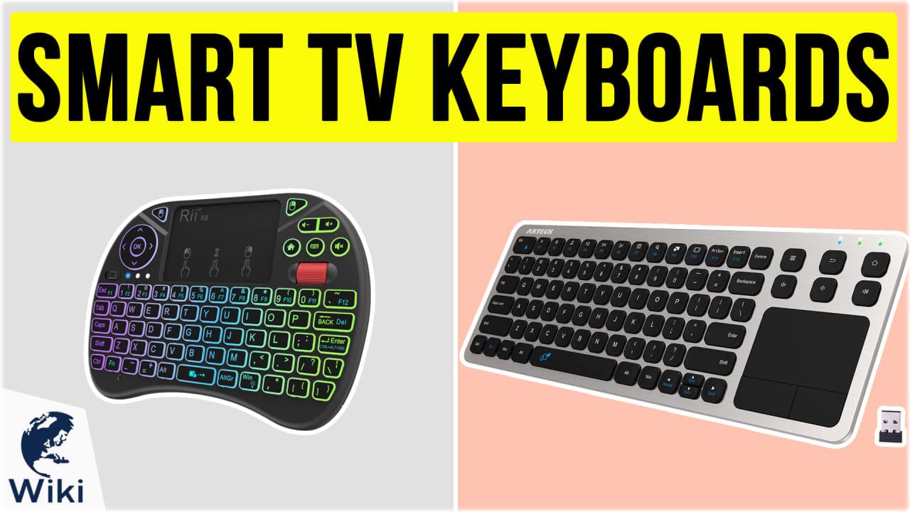 10 Best Smart TV Keyboards