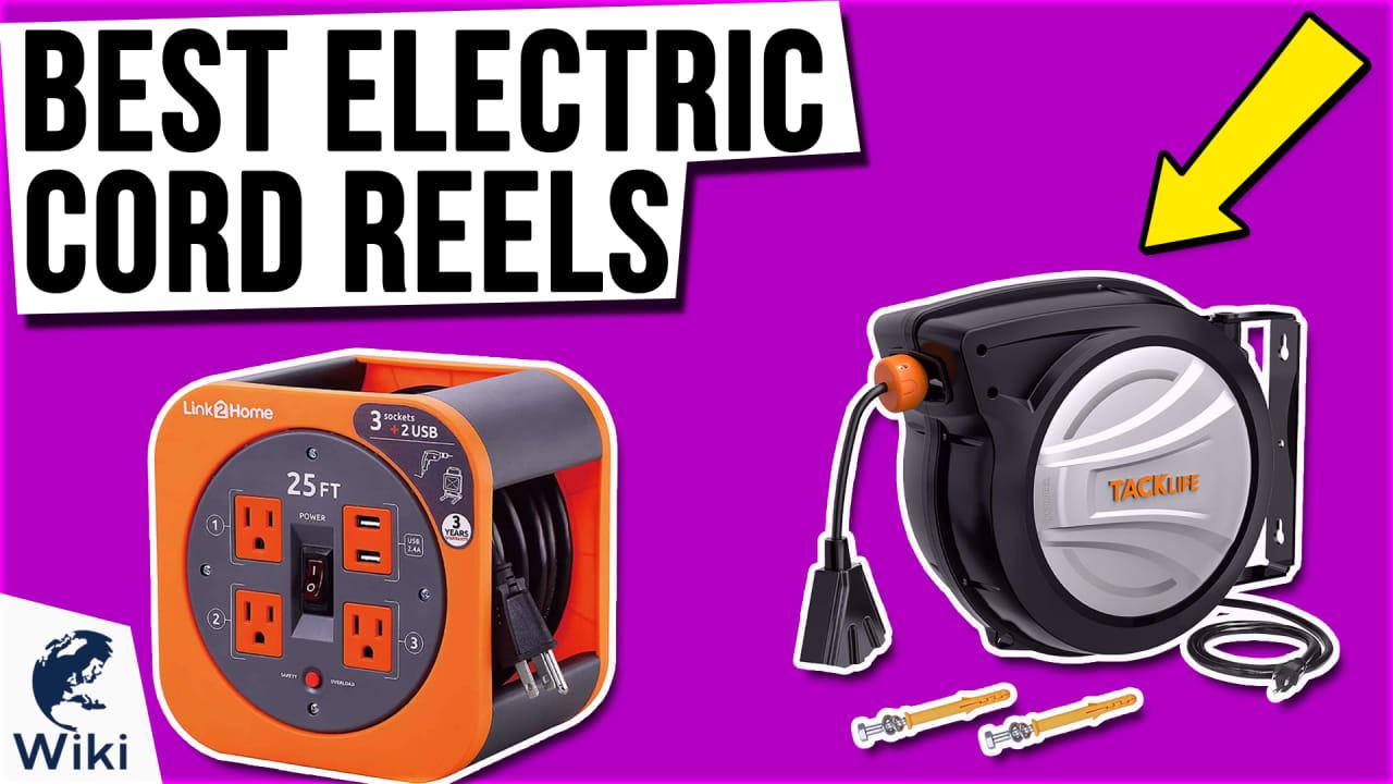 10 Best Electric Cord Reels