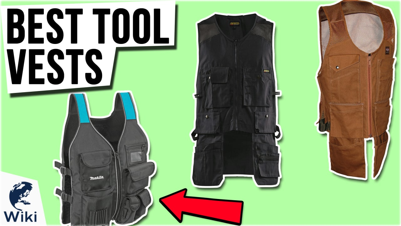 10 Best Tool Vests