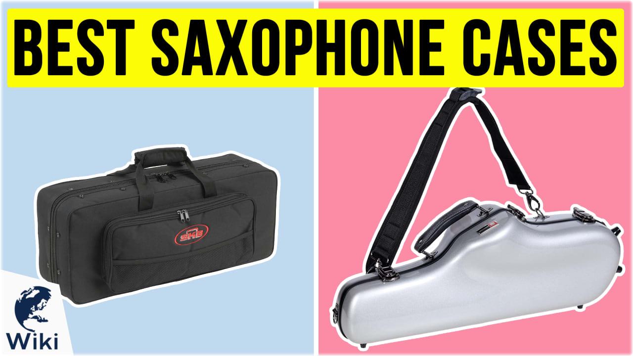 10 Best Saxophone Cases