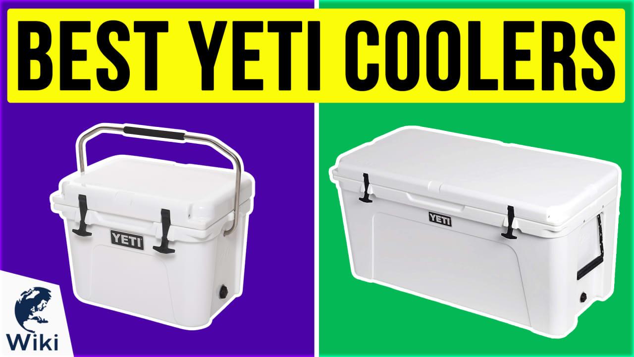 10 Best Yeti Coolers