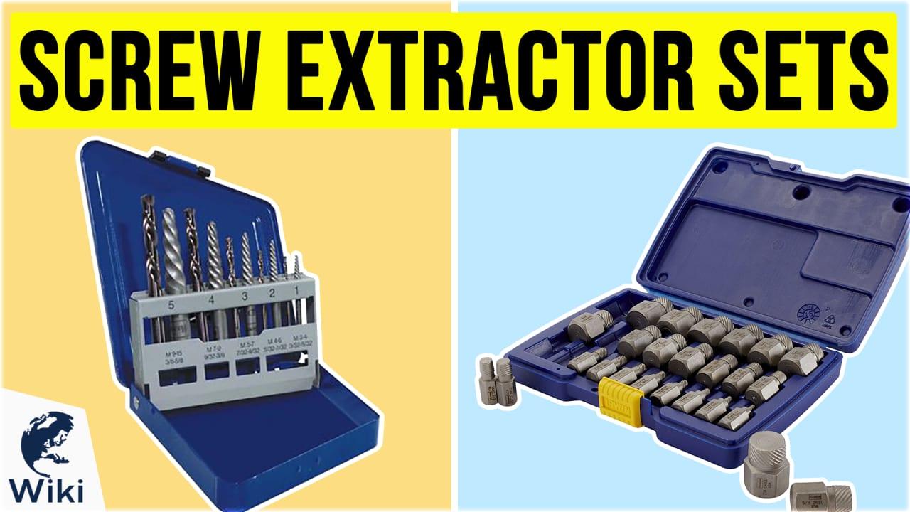 9 Best Screw Extractor Sets
