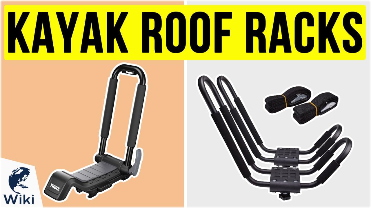 8 Best Kayak Roof Racks