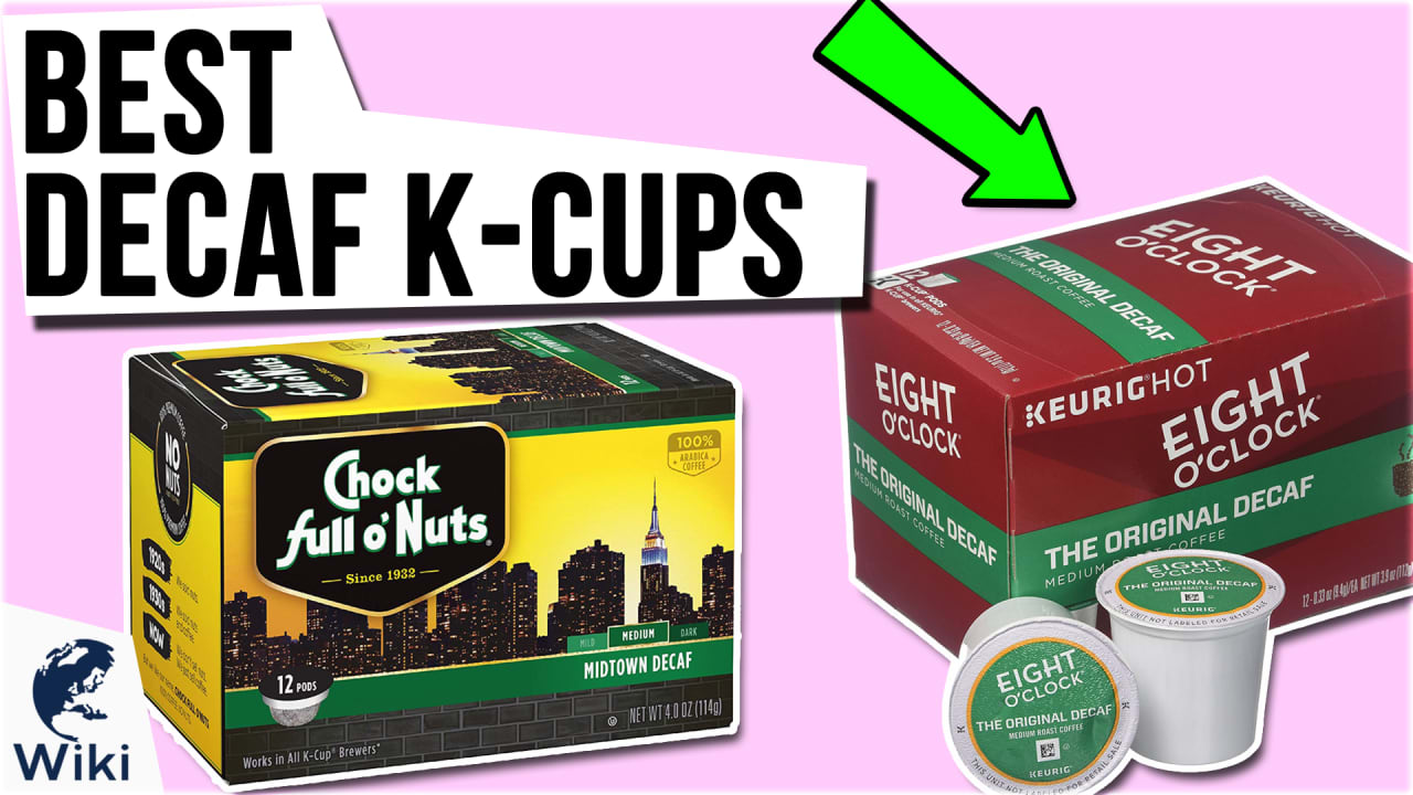 10 Best Decaf K-cups