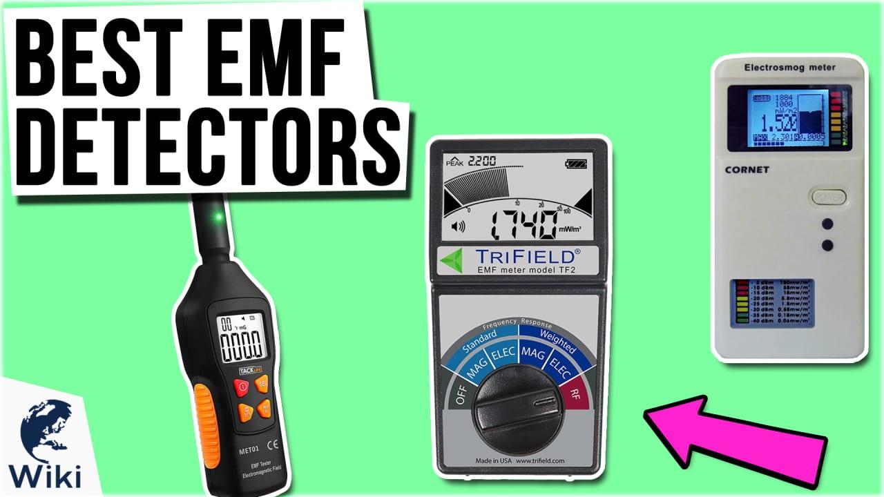 8 Best EMF Detectors