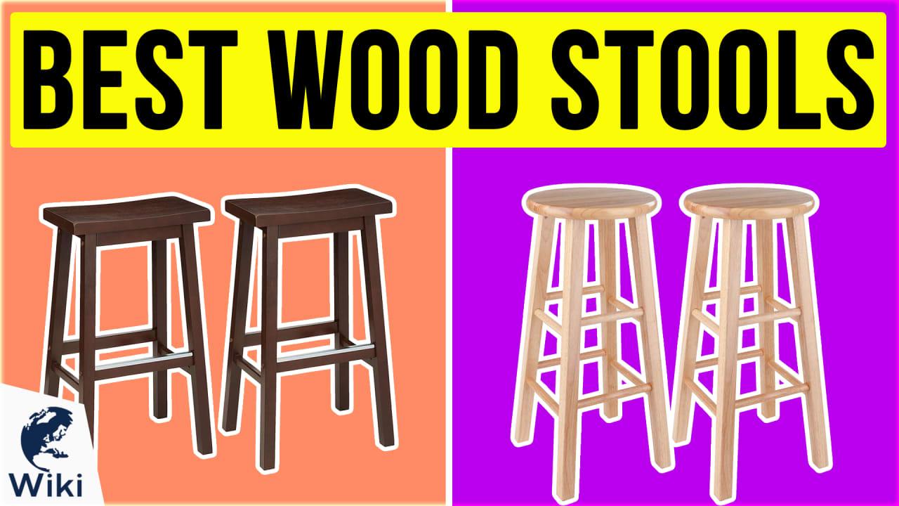 10 Best Wood Stools