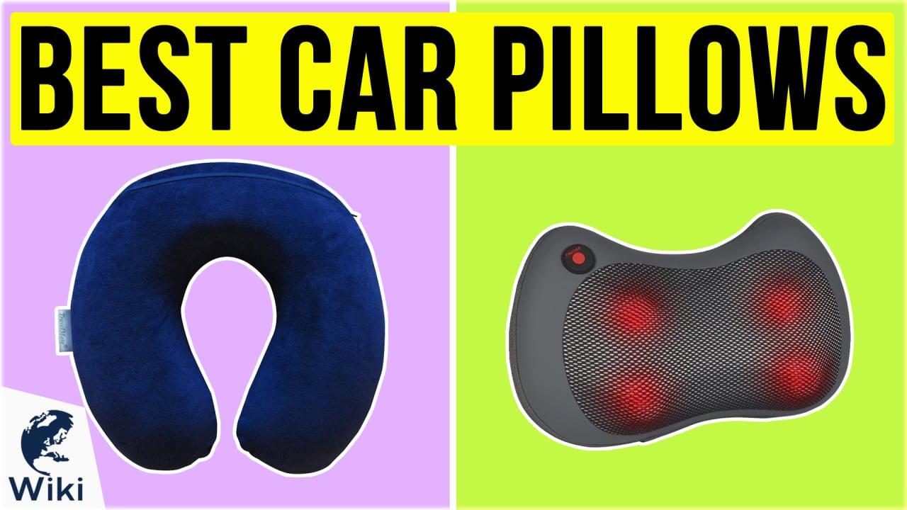 10 Best Car Pillows