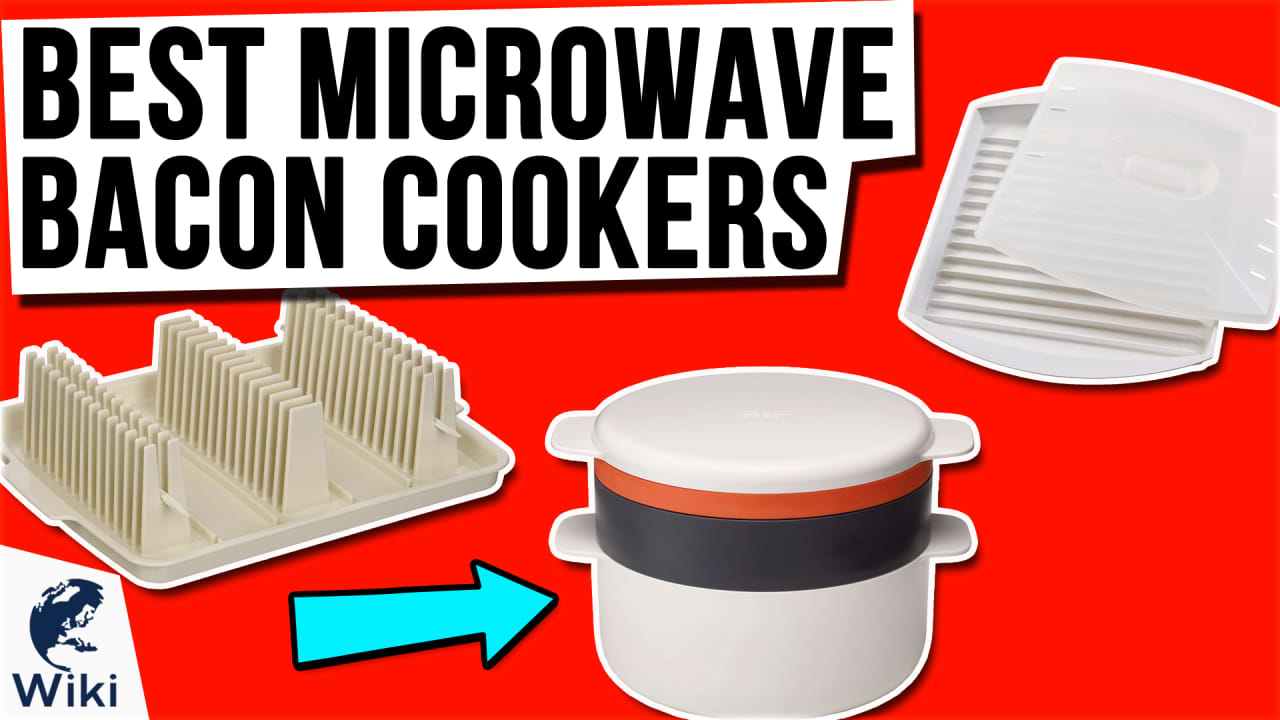 10 Best Microwave Bacon Cookers