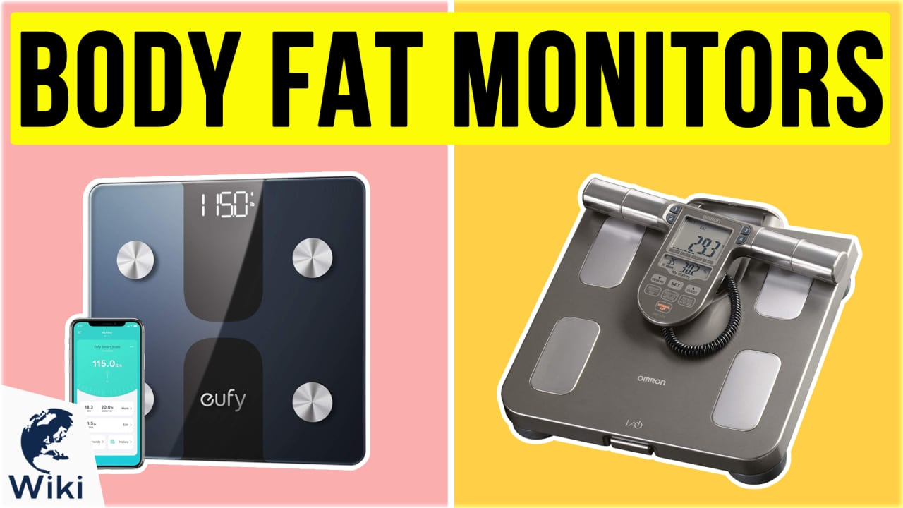 10 Best Body Fat Monitors