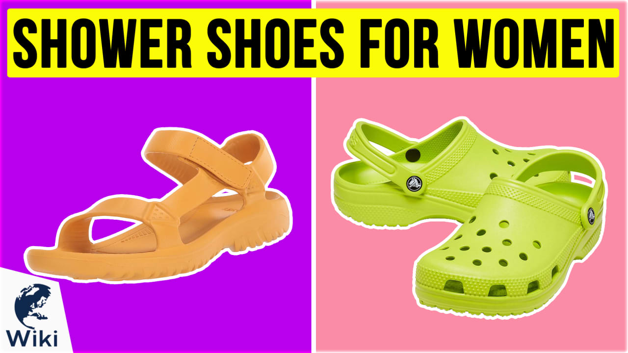 10 Best Shower Shoes for Women