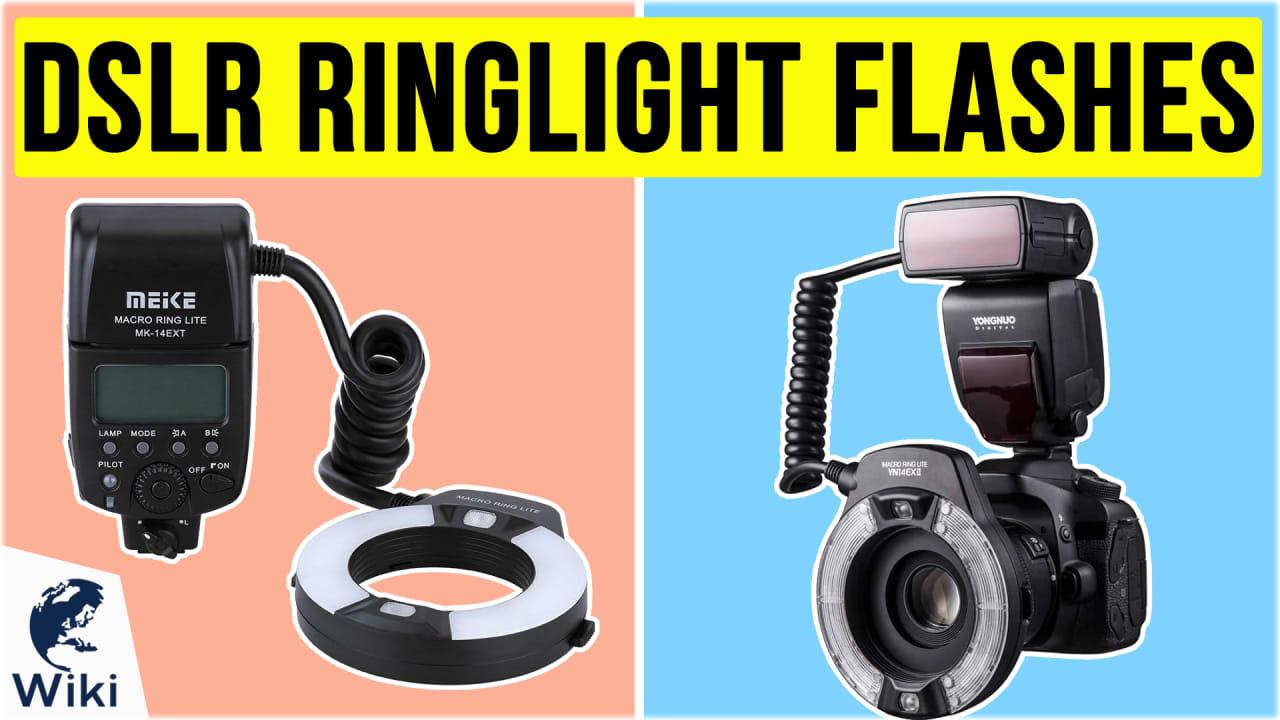 8 Best DSLR Ringlight Flashes