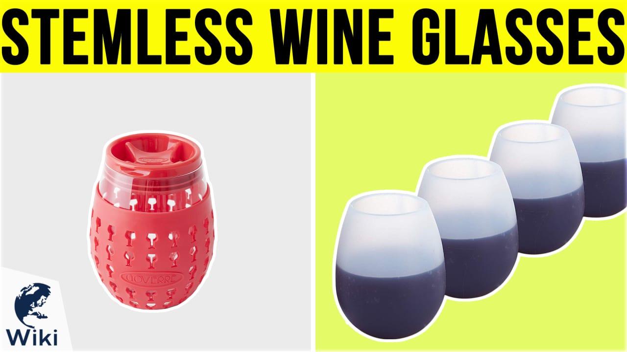 10 Best Stemless Wine Glasses