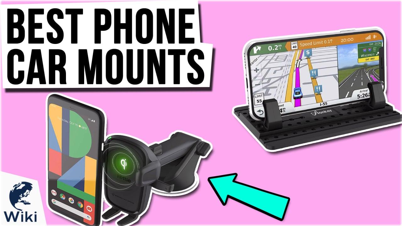 10 Best Phone Car Mounts