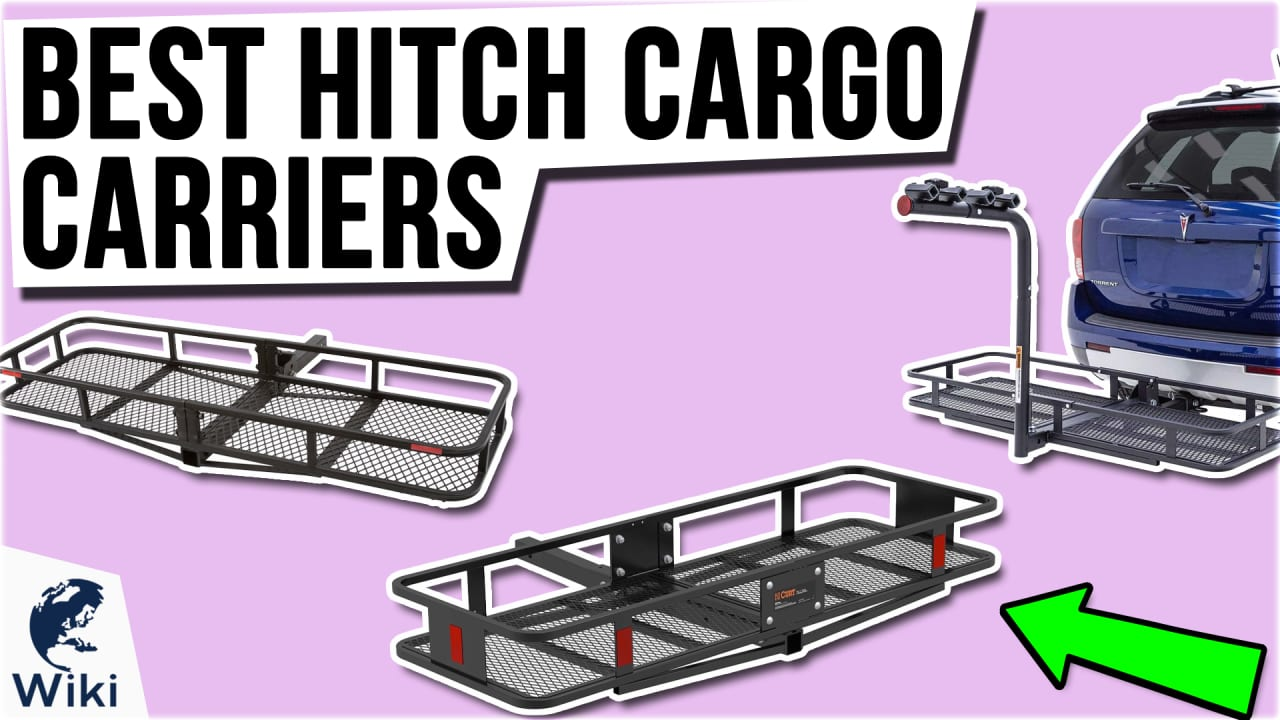 10 Best Hitch Cargo Carriers