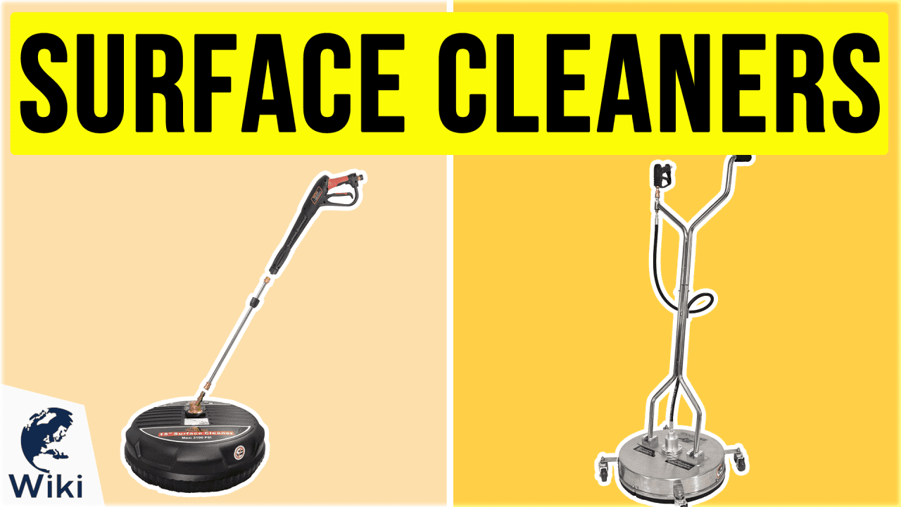 10 Best Surface Cleaners