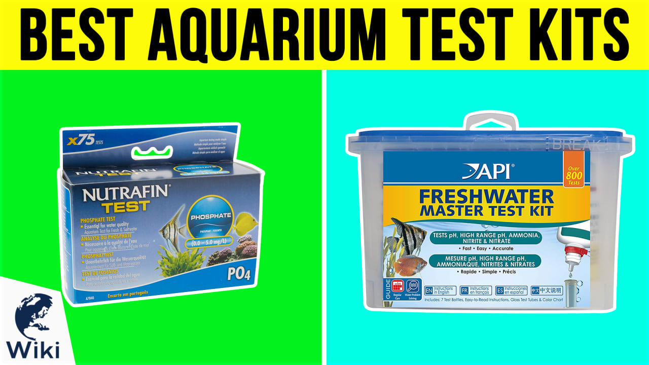 7 Best Aquarium Test Kits