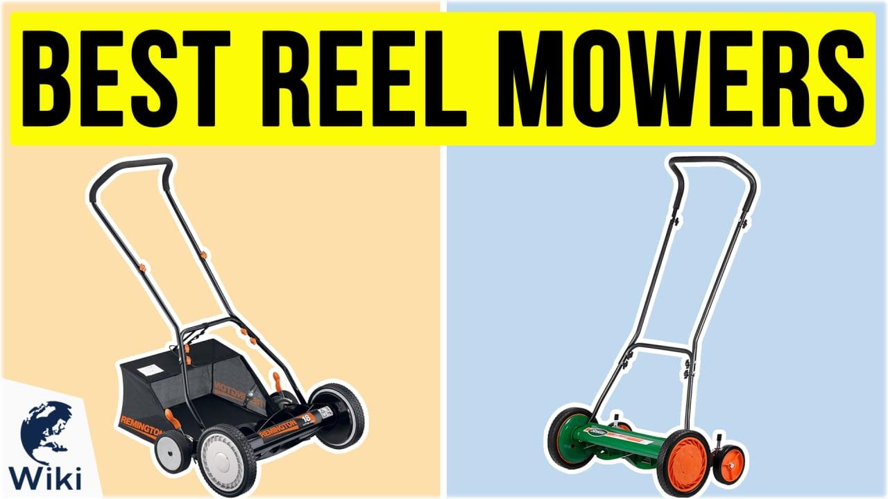 8 Best Reel Mowers