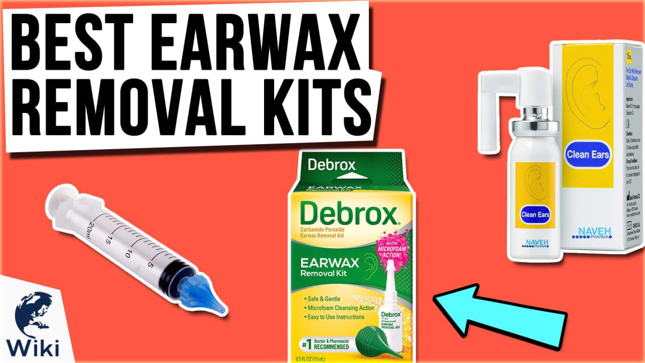 6 Best Earwax Removal Kits